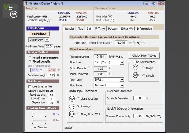 Ground Loop Design Software